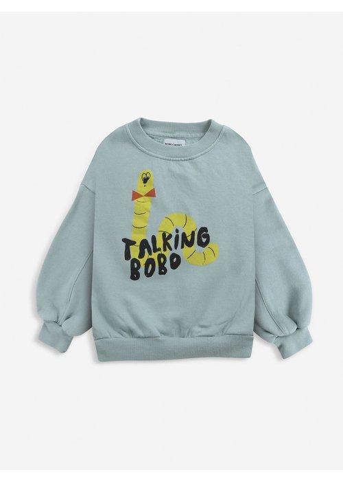 Bobo Choses Bobo Choses Scholar Worm sweatshirt