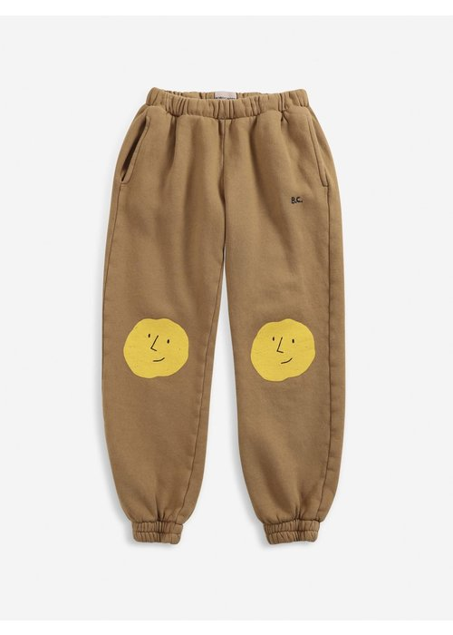 Bobo Choses Bobo Choses Faces jogging pants