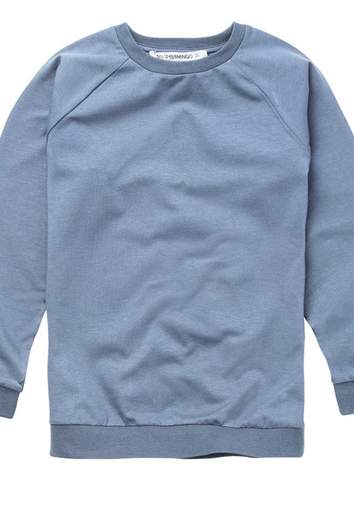 Mingo Long sleeve Blue Mist Jersey