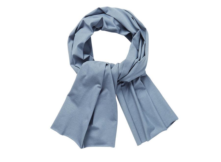 Mingo Scarf Blue Mist