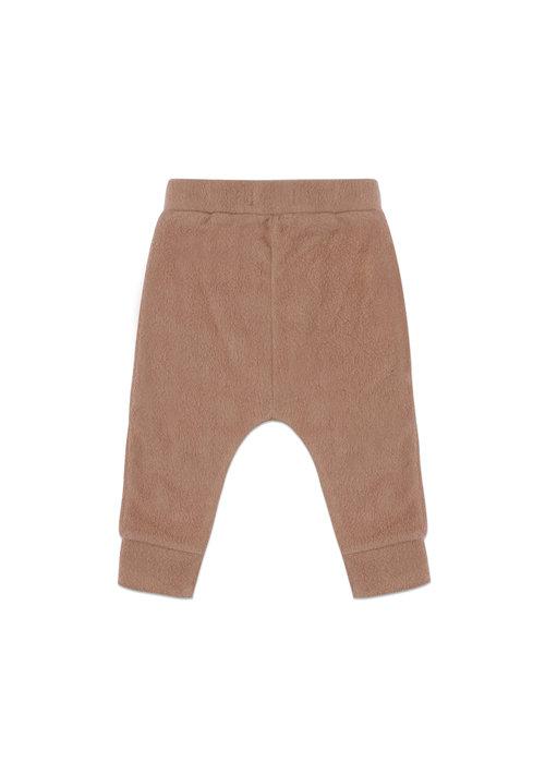 Phil&Phae Phil&Phae Teddy Baby Harem Pants Creamy Mocha