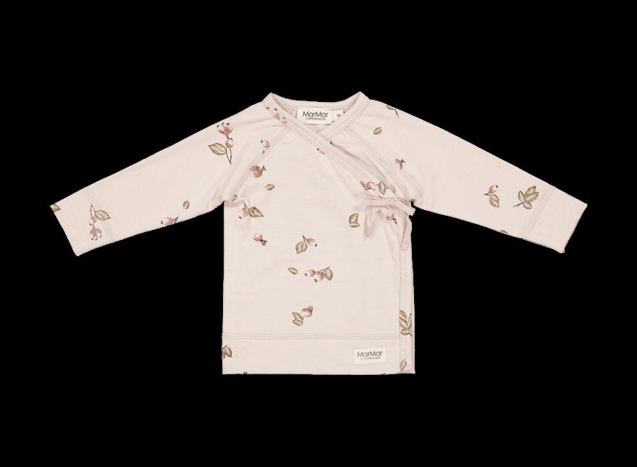 MarMar Tut Wrap LS T-Shirt Rosehips