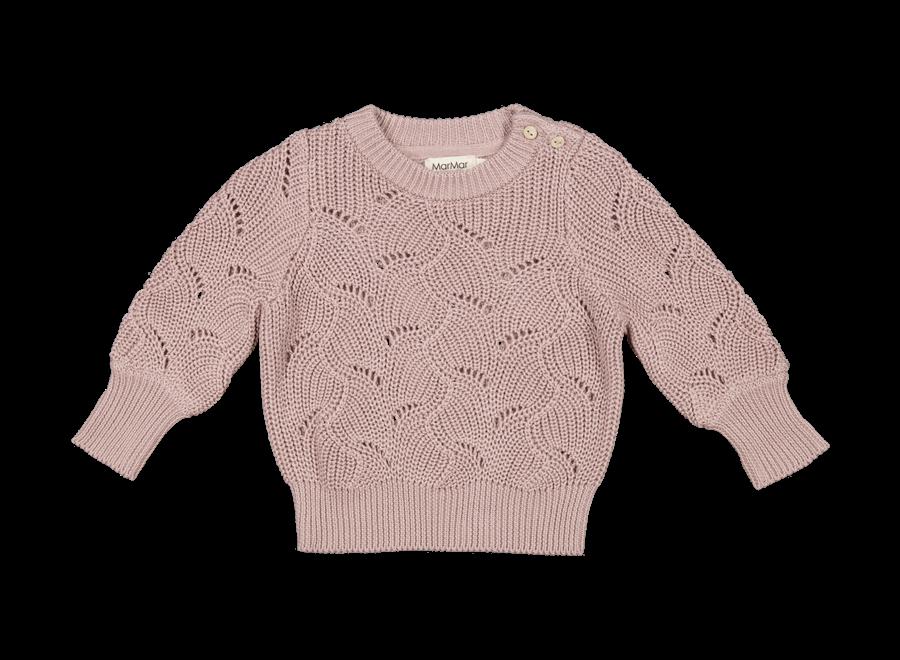 MarMar Tako Knitwear Light Plum