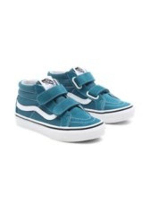 VANS Vans Mid Reissue Blue Coral/True White