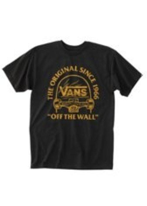 VANS Vans Tee Original Grind SS Boys Black