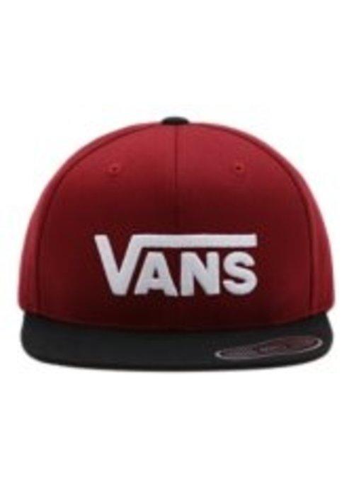 VANS Vans Snapback Pomegranate/Black