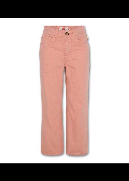 AO76 AO76 Flora Colour Pants Dusty Pink