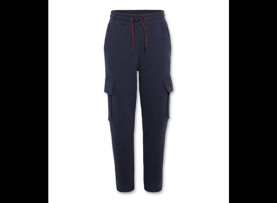 AO76 Sweater Cargo Pants Night Blue