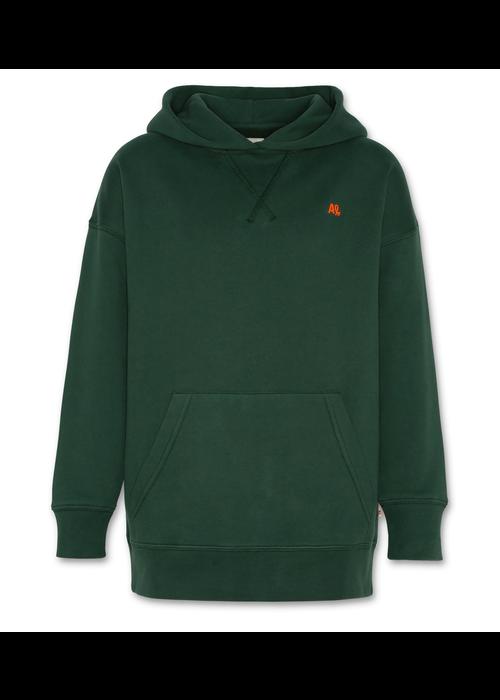 AO76 AO76 Hoodie Oversized Sweater Green