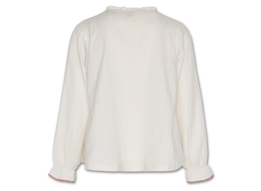 AO76 Inuit Shirt Natural