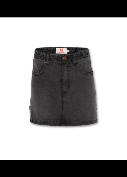 AO76 AO76 Amelia Black Skirt Black Denim