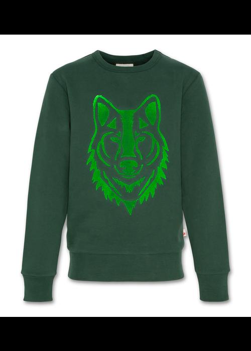 AO76 AO76 C-Neck Sweater Wolf Green