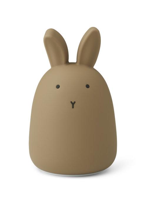 Liewood Liewood Winston Night Light Rabbit Oat