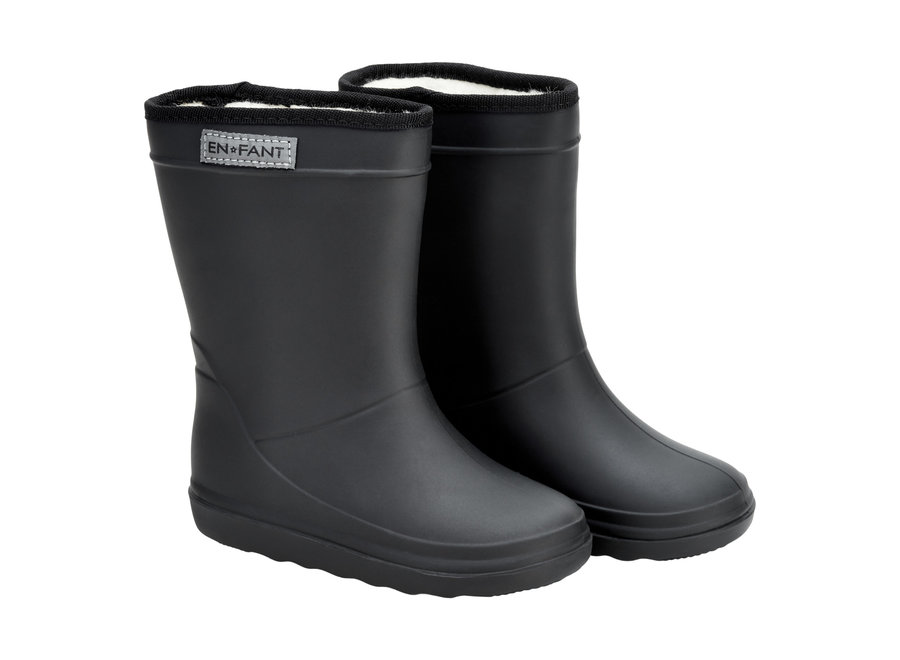 Enfant Thermoboots Black