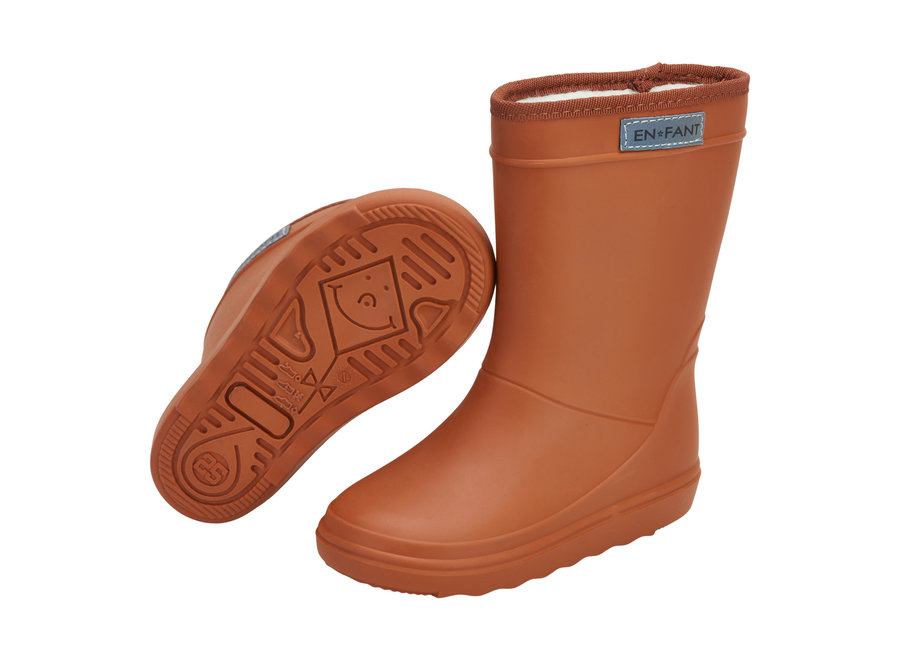 Enfant Thermoboots Leather Brown