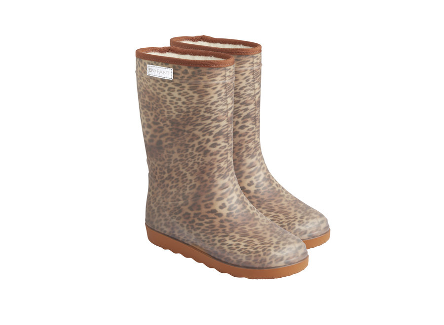 Enfant Thermoboots Print Sand Leo