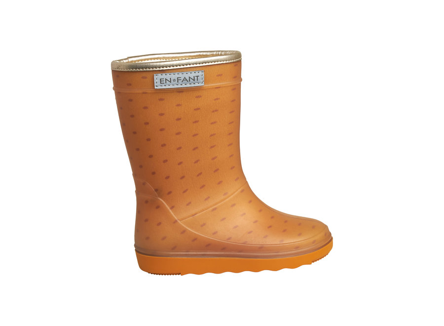 Enfant Thermoboots Print Inca Gold