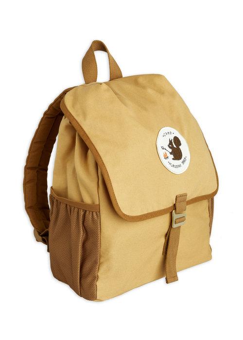 Mini Rodini Mini Rodini Hike n school backpack Beige