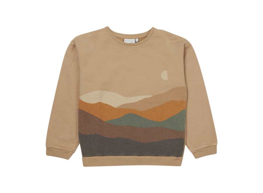 Blossom Kids Sweater Over The Hills