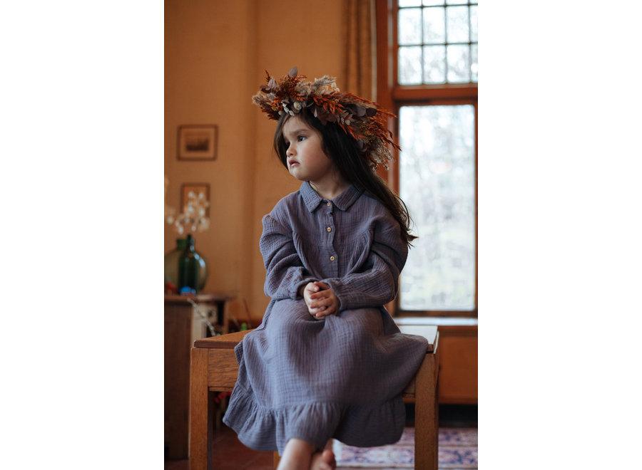 Daily Brat Lilyan dress happy sparrow