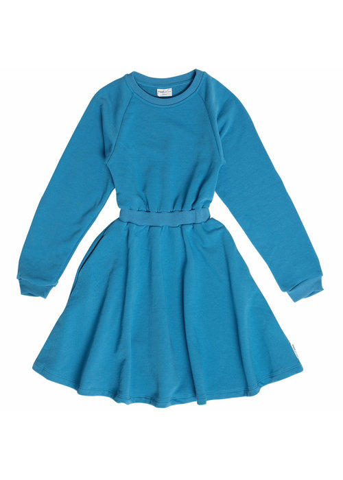 Maed for Mini Maed for Mini Flamboyant Falcon Fleece Dress