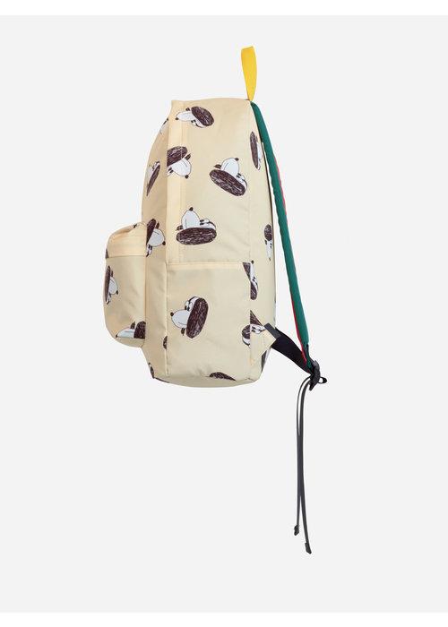 Bobo Choses Bobo Choses Doggie All Over backpack