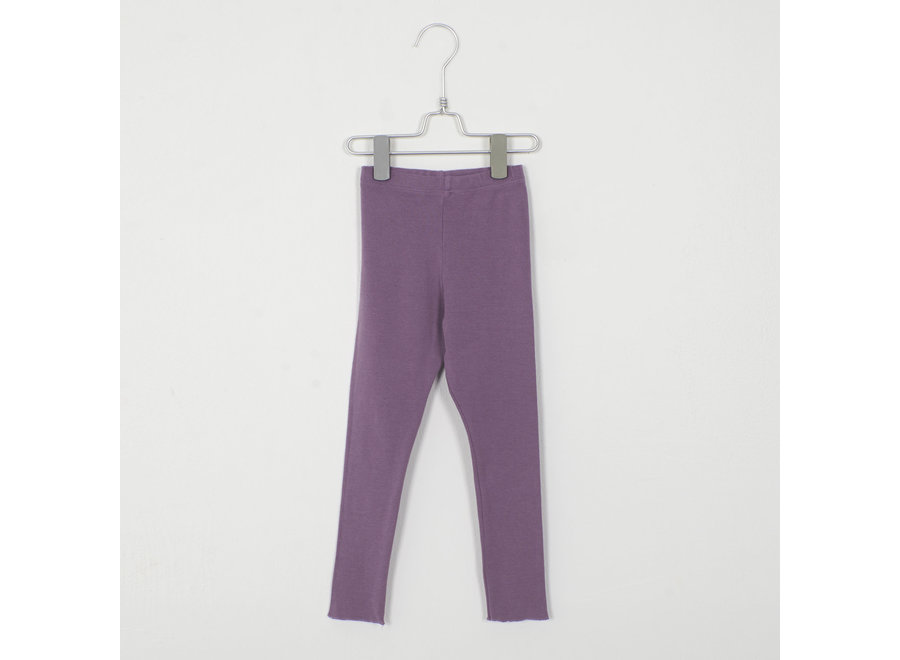 Lötiekids Leggings Solid Lilac