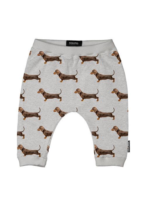 SNURK SNURK James Grey Pants Babies