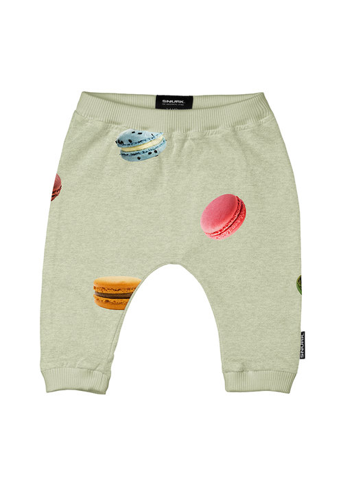 SNURK SNURK Macarons Green Pants Babies