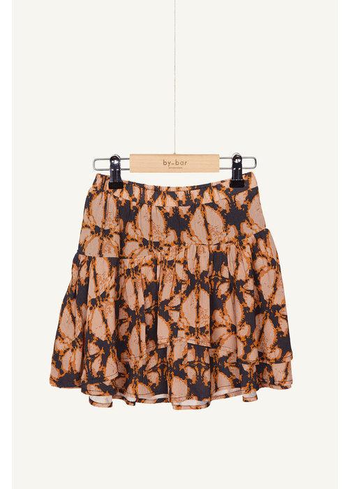 BY-BAR BY-BAR Elena Batik Skirt Batik Print