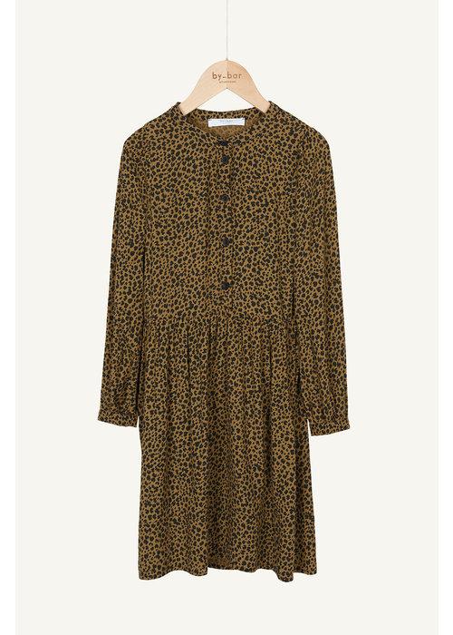BY-BAR BY-BAR Nouk Leopard Dress