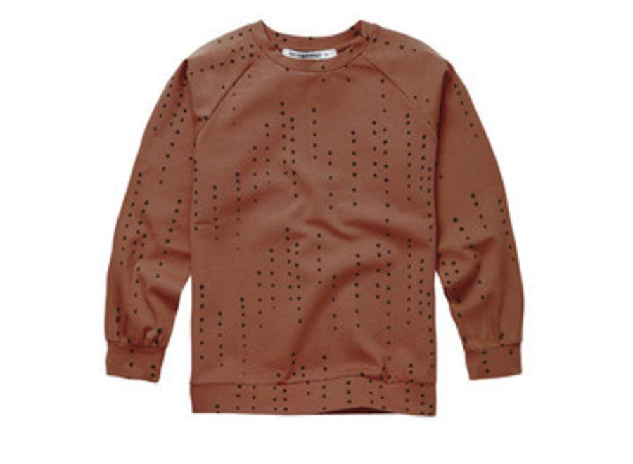 Mingo Long sleeve Dewdrops Burnished Leather Jersey