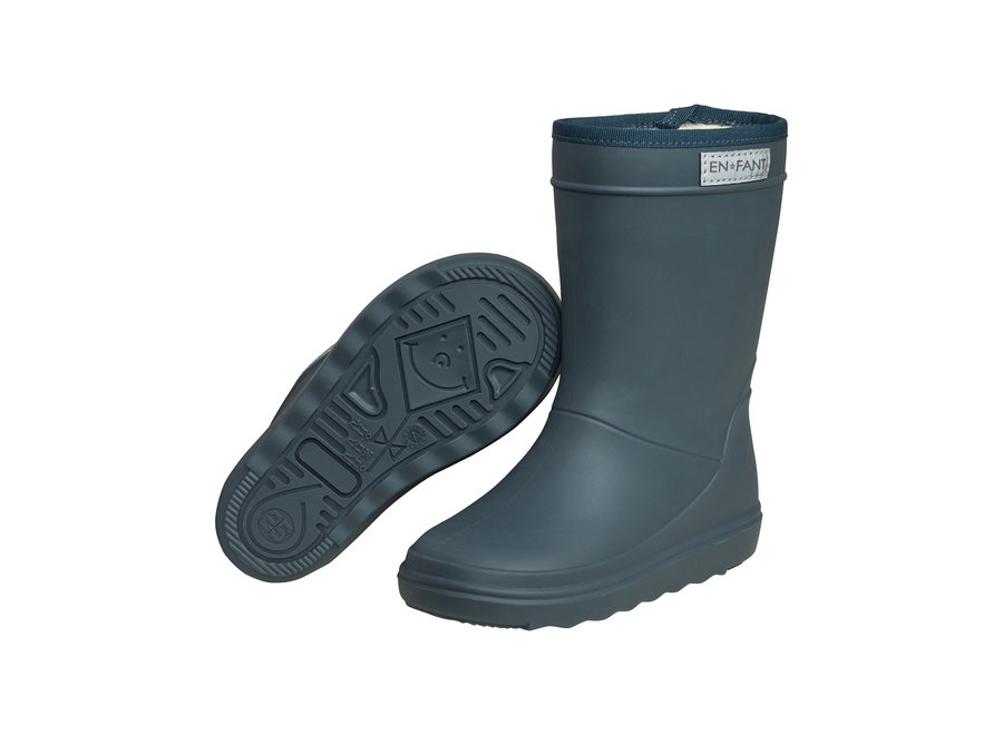 Enfant Thermoboots Solid Dark Slate