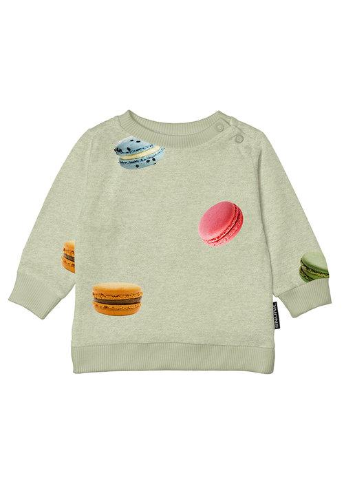 SNURK SNURK Macarons Green Sweater Babies
