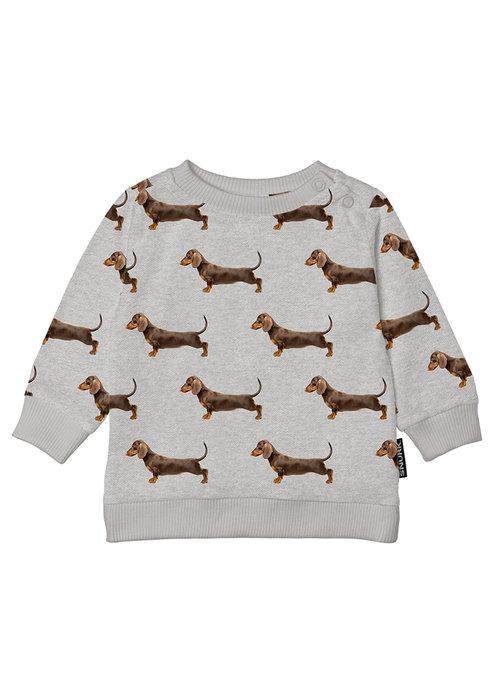 SNURK SNURK James Grey Sweater Babies