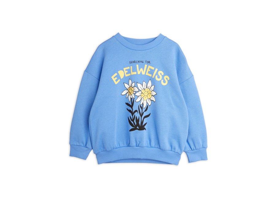 Mini Rodini Edelweiss sp sweatshirt Blue