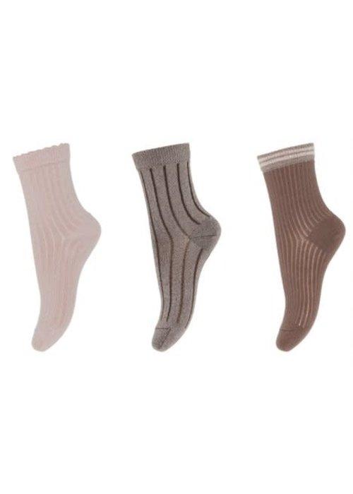 MP Denmark MP Denmark Abby 3-Pack Socks 76