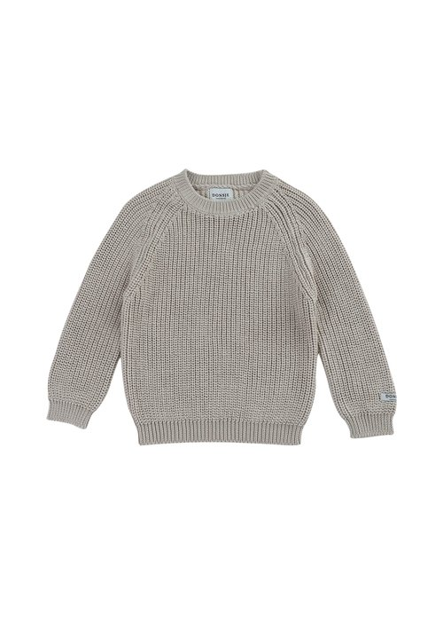 Donsje Donsje Jade Sweater Soft Sand