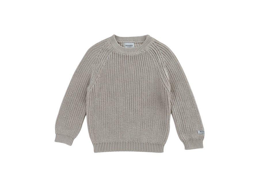 Donsje Jade Sweater Soft Sand