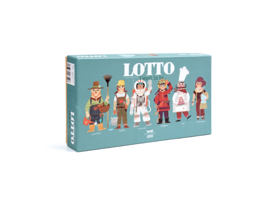 Londji i want to be Lotto