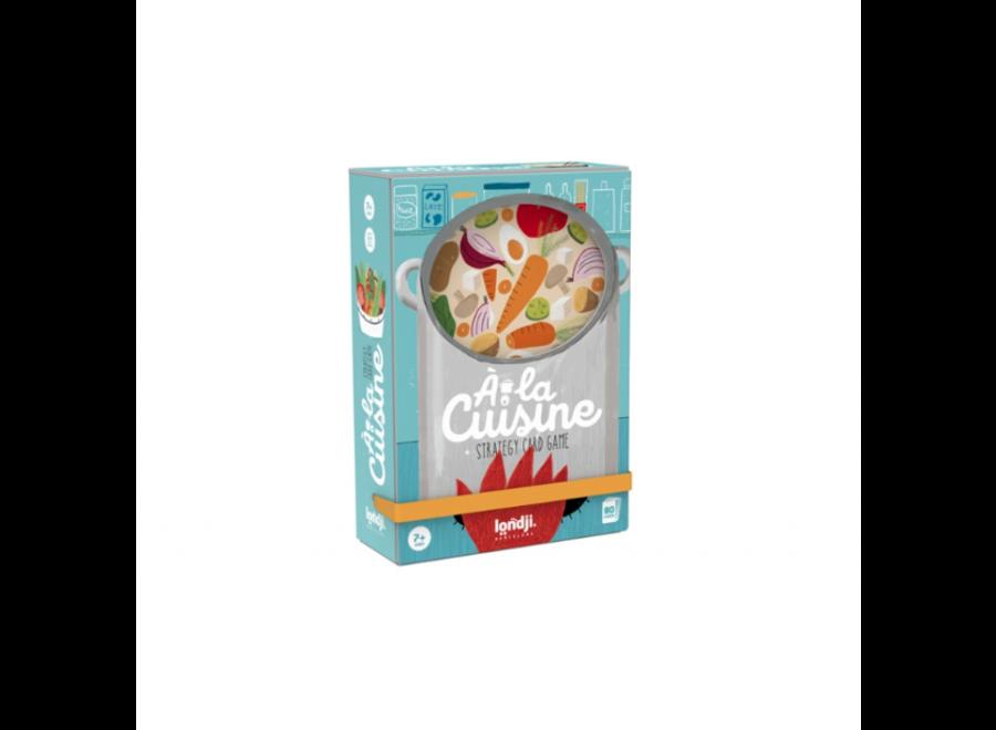Londji a la cuisine Card Game