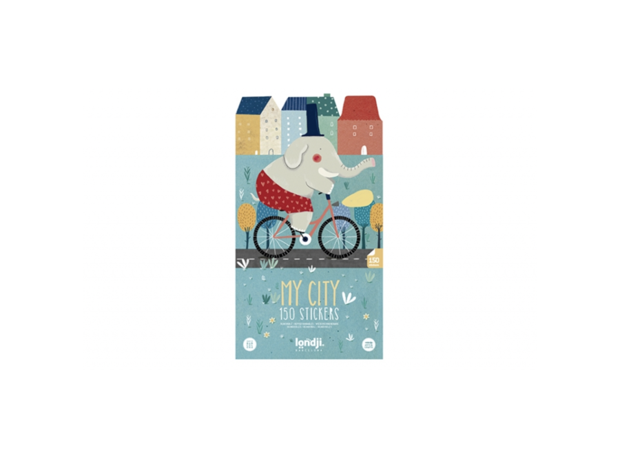 Londji City Stickers
