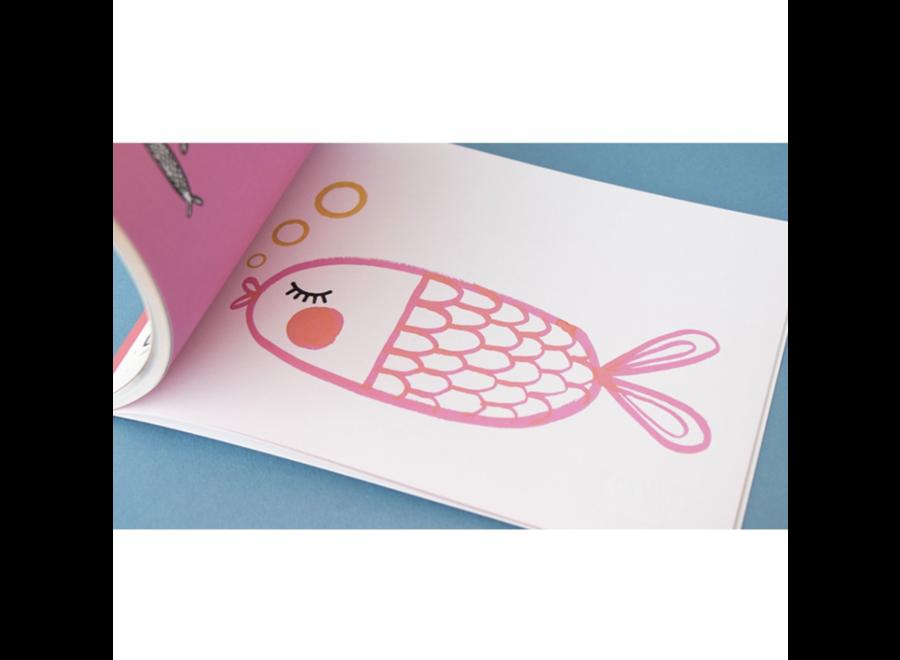 Londji Art & Painting Activities Book