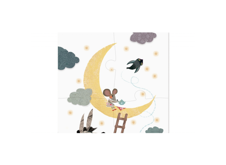 Londji Up to the moon Puzzle