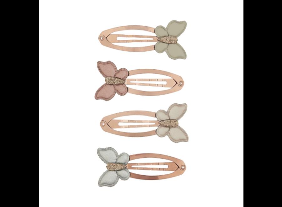 Mimi & Lula Shimmer Butterfly Clic Clacs