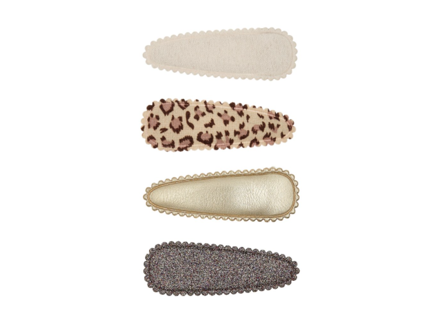 Mimi & Lula Leopard Sparkle Mabels Wild Thing