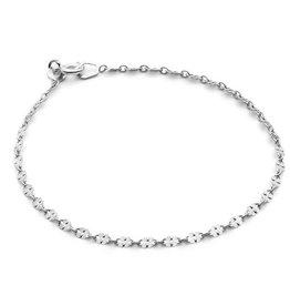 Jukserei Bracelet Clover Silver