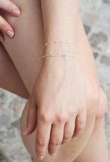 Jukserei Jukserei Bracelet Lulu Silver