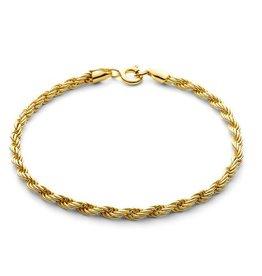 Jukserei Bracelet Rope Gold