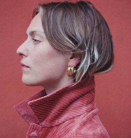 Jukserei Earring Icon Gold